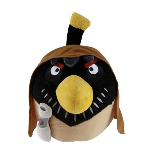 "Commonwealth Toys Angry Birds Star Wars 16"" Deluxe Plush: Obi Wan - image 1 of 1"