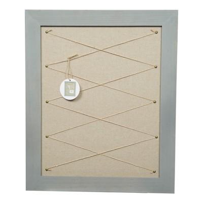 Greywash Memoboard - Gallery Solutions