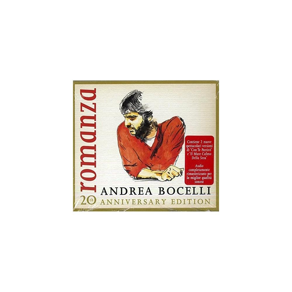 Andrea Bocelli - Romanza 20th Anniversary Edition (CD)