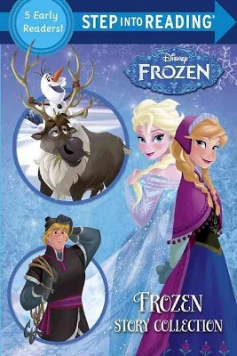 Frozen Story Collection (Paperback) by Rh Disney