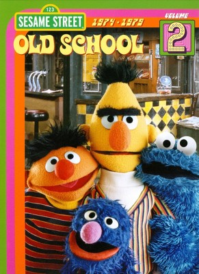Sesame Street: Old School, Vol. 2 (dvd_video)
