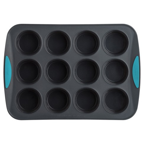 12ct Silicone Muffin Pan - Trudeau Maison - image 1 of 5
