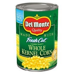 Del Monte Fresh Cut Whole Kernel Corn - 15.25oz