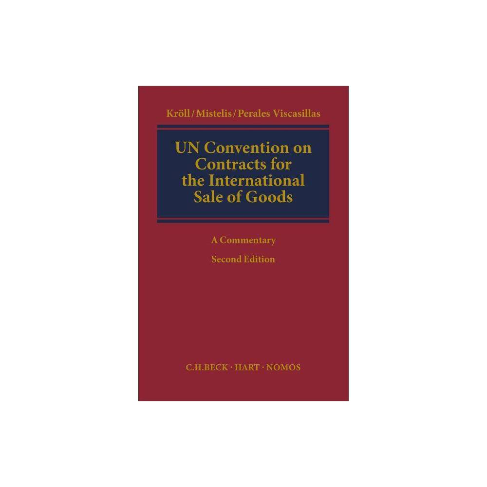 Un Convention on Contracts for the International Sale of Goods - 2 Edition (Hardcover)
