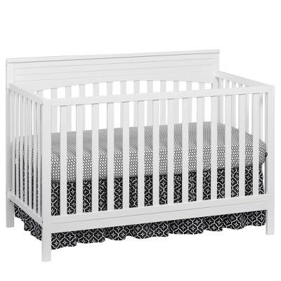 Oxford Baby Harper 4-in-1 Convertible Crib White