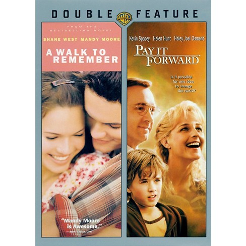 A Walk to Remember/Pay It Forward (P&S) (dvd_video) - image 1 of 1