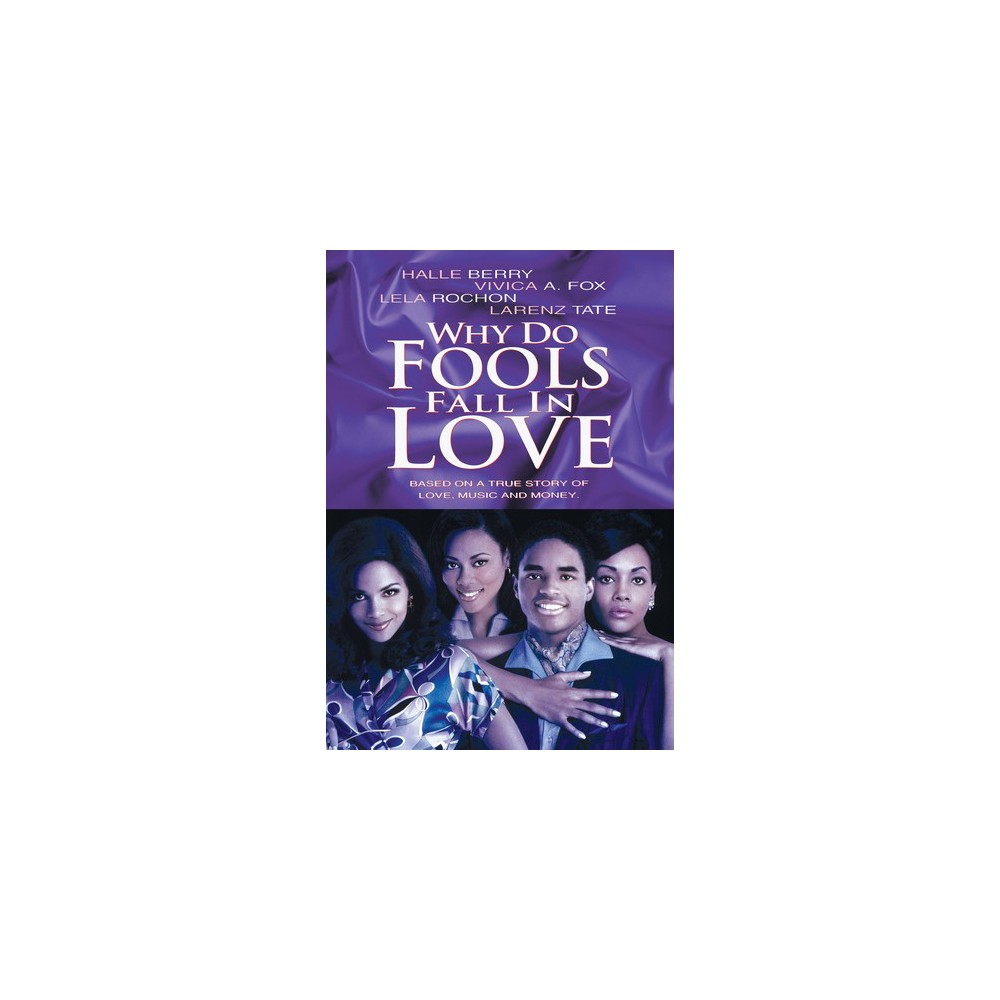 Why Do Fools Fall In Love (Dvd)