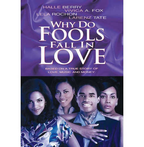 Why Do Fools Fall In Love (DVD) - image 1 of 1