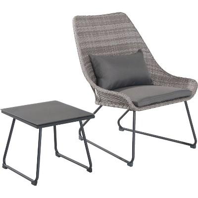 Steel 3pc Seating Set - Hanover