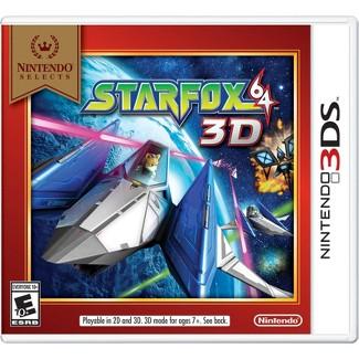 Nintendo Selecs: Star Fox 64 - Nintendo 3DS