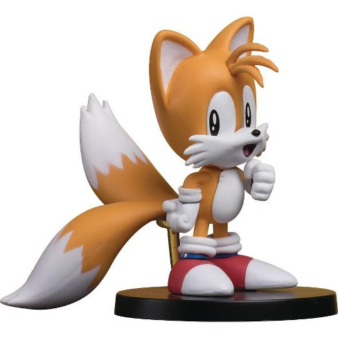 Sonic The Hedgehog Boom8 Tails 3 5 Inch Collectible Pvc Figure Version 1 Target