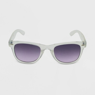 Women's Crystal Surf Sunglasses - Wild Fable™ Clear