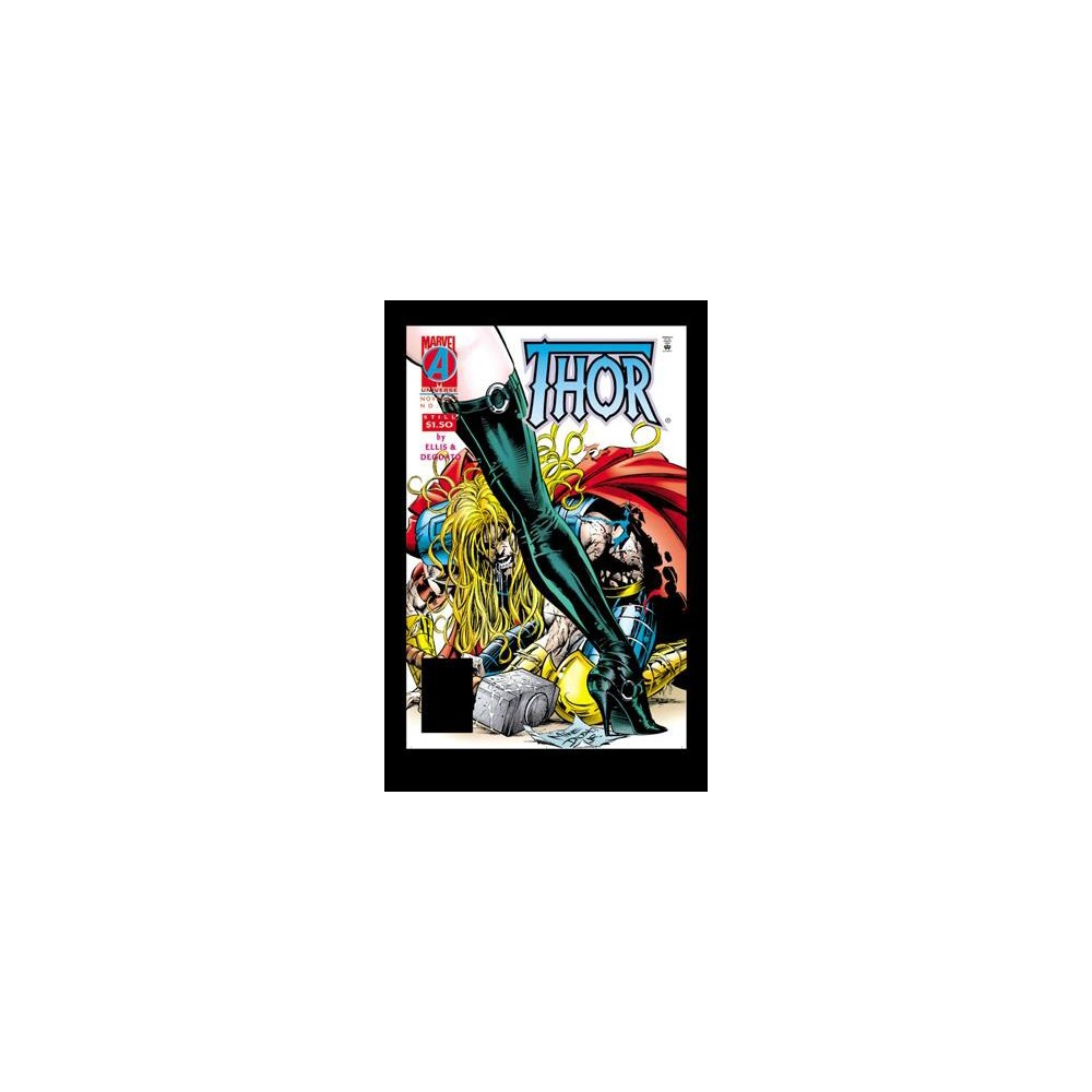 Epic Collection Thor 23 : Worldengine - (Paperback)