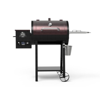 Pit Boss Wood Fired Deluxe Pellet Grill Model PB440D2 - Mahogany