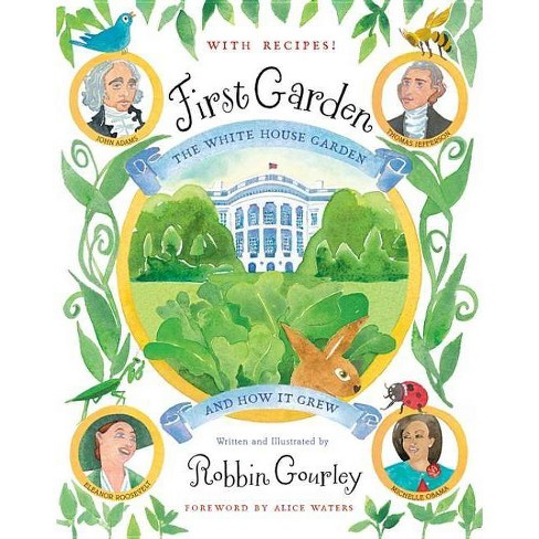 First Garden - by  Robbin Gourley (Hardcover) - image 1 of 1
