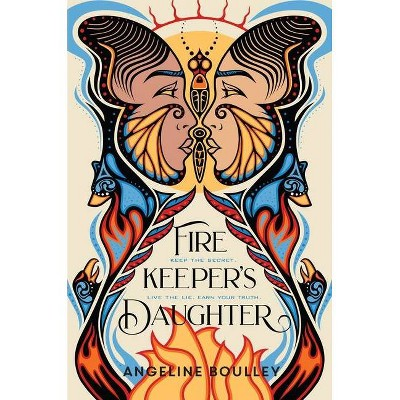 Firekeeper's Daughter - by Angeline Boulley (Hardcover)