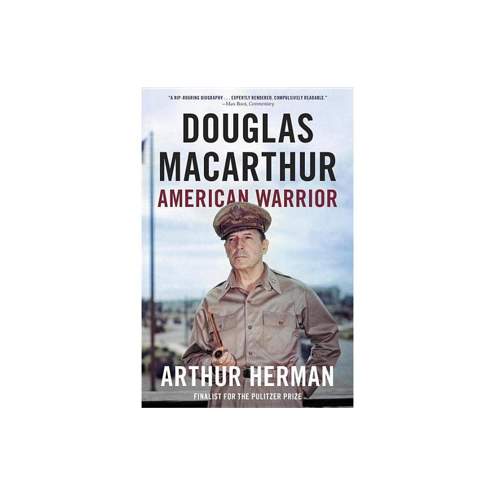 Douglas Macarthur By Arthur Herman Paperback