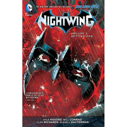 Nightwing Vol. 5: Setting Son (the New 52) - 52 Edition by  Kyle Higgins (Paperback) - image 1 of 1