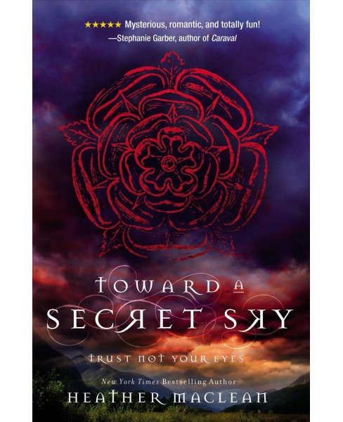 Toward a Secret Sky -  Reprint (Blink) by Heather MacLean (Paperback) - image 1 of 1