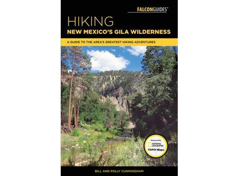 Falcon Guides Hiking New Mexico's Gila Wilderness : A Guide to the Area's Greatest Hiking Adventures - image 1 of 1