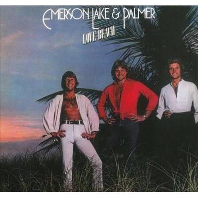 Emerson, Lake & Palmer - Love Beach (CD)