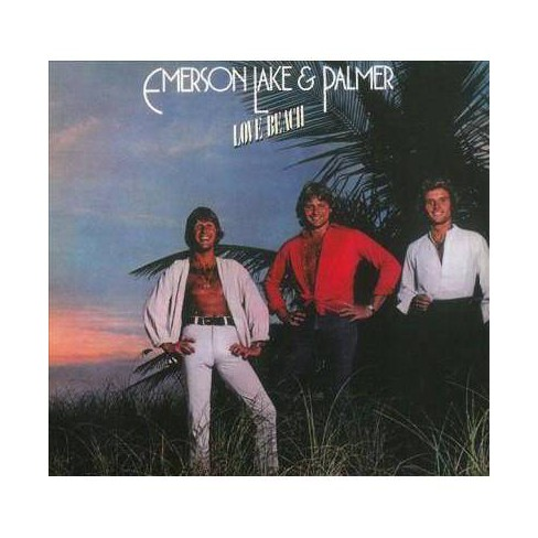 Lake & Palmer Emerson - Love Beach (CD) - image 1 of 1