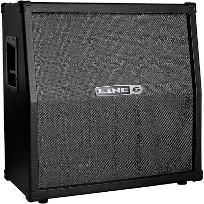 Line 6 Spider V 412 MKII 320W 4x12 Guitar Speaker Cabinet Black