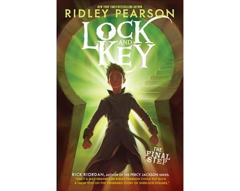 Final Step -  (Lock and Key) by Ridley Pearson (Hardcover) - image 1 of 1