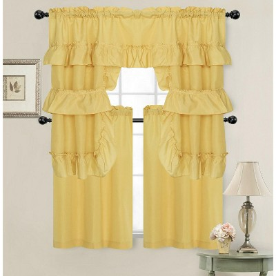 Kitchen Curtains On Clearance Target