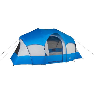 Wenzel 7 Person Blue Ridge Tent - Red