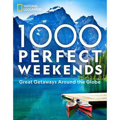 1,000 Perfect Weekends - (Hardcover) - image 1 of 1