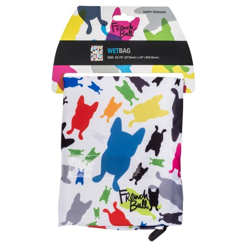French Bull® Wet Bag - Happy Terrazzo - image 1 of 2