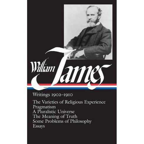 William James - (Library of America) (Hardcover) - image 1 of 1