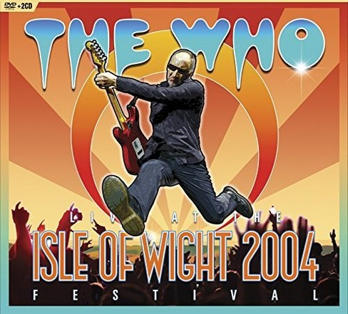 Live At The Isle Of Wight Festival 20 (DVD) - image 1 of 1