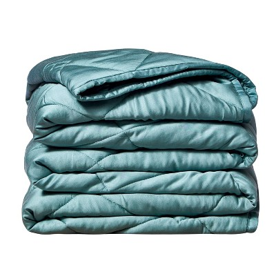 """48"""" x 72"""" 15lbs Rayon from Bamboo Weighted Blanket - Rejuve"""