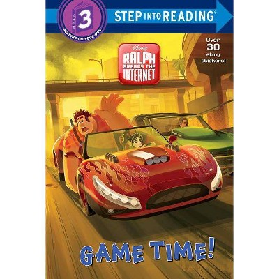 Game Time! -  Deluxe (Step Into Reading. Step 3) by Susan Amerikaner (Paperback)