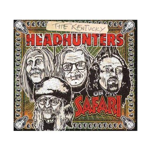 The Kentucky Headhunters - On Safari (CD) - image 1 of 1