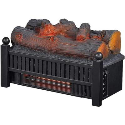 Duraflame 20-In Juniper Infrared Electric Fireplace Log Set w/ Crackling Sound - DFI041ARU-2