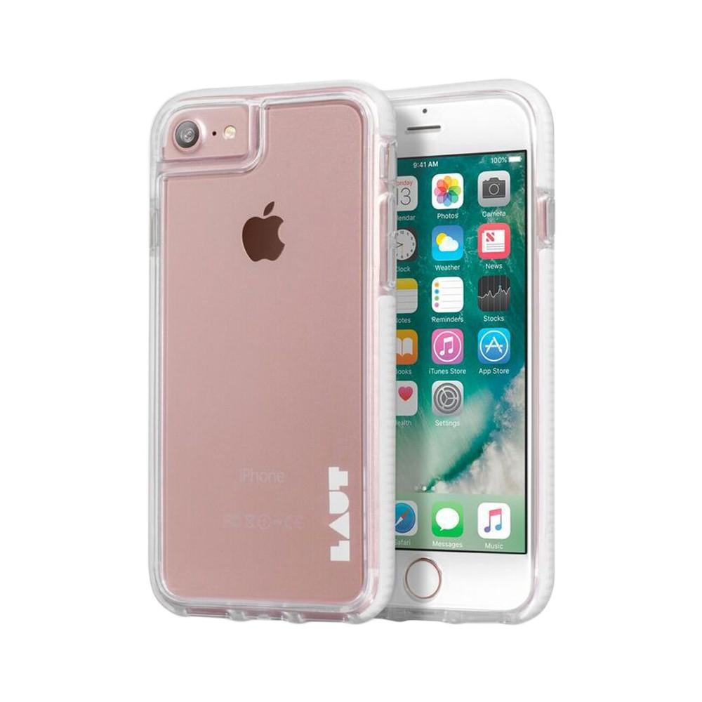Laut Apple iPhone 8/7/6s/6 Fluro Case - White
