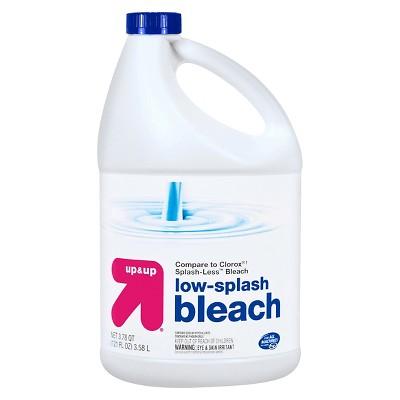 Bleach - Low Splash - Regular - 121oz - Up&Up™