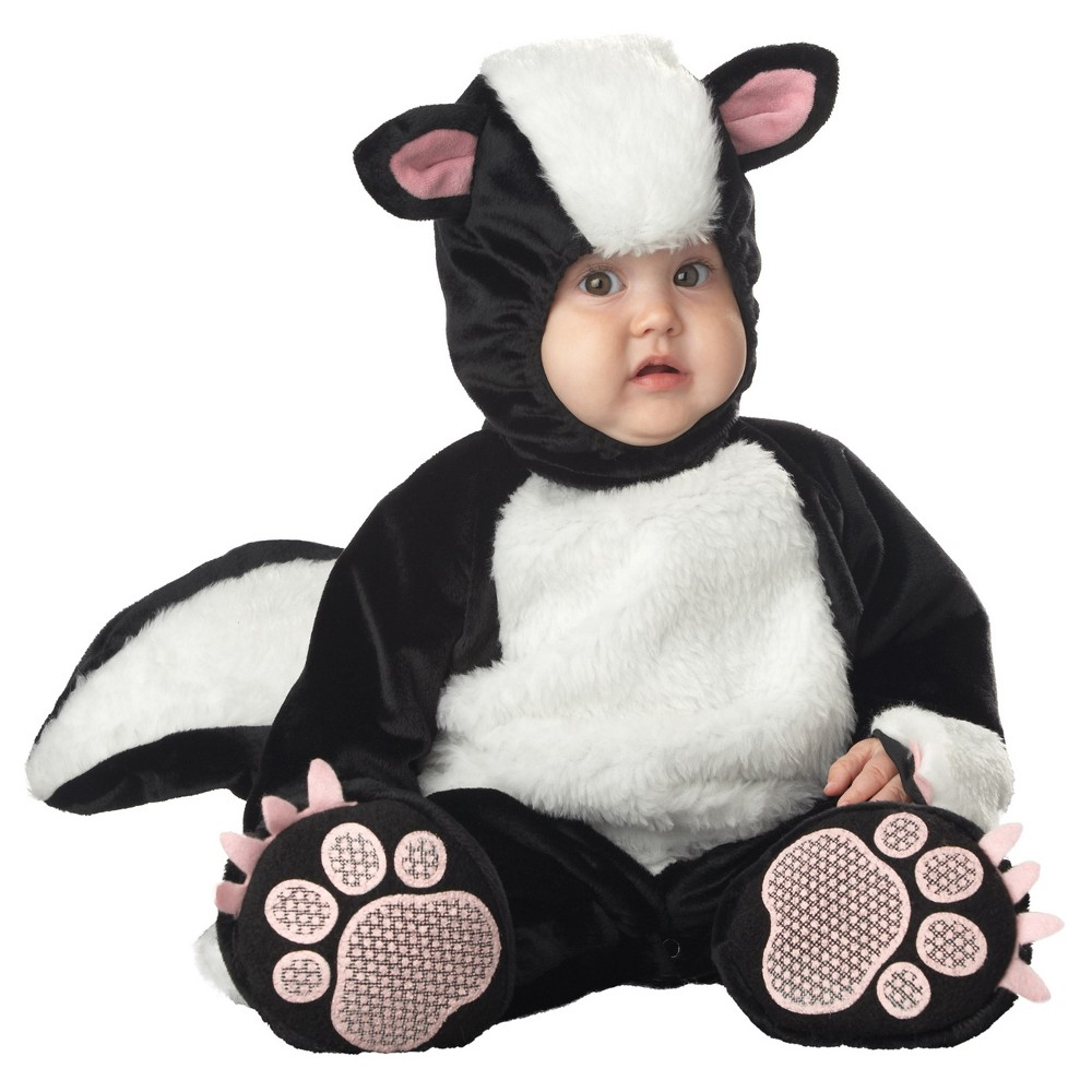 Image of Halloween Toddler Lil Stinker Costume 18m-24t, Adult Unisex, Size: 18-24M, MultiColored