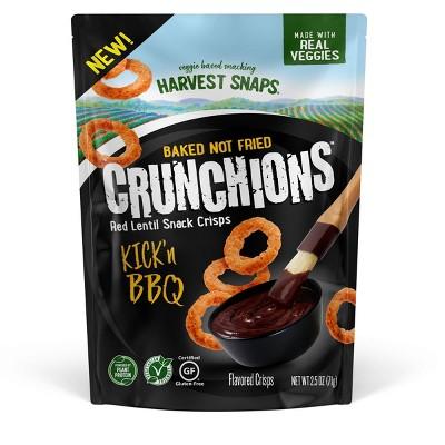 Harvest Snaps Crunchions Kick'n BBQ - 2.5oz