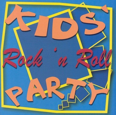 Kids' party series - Kids' rock 'n roll party (CD) - image 1 of 1