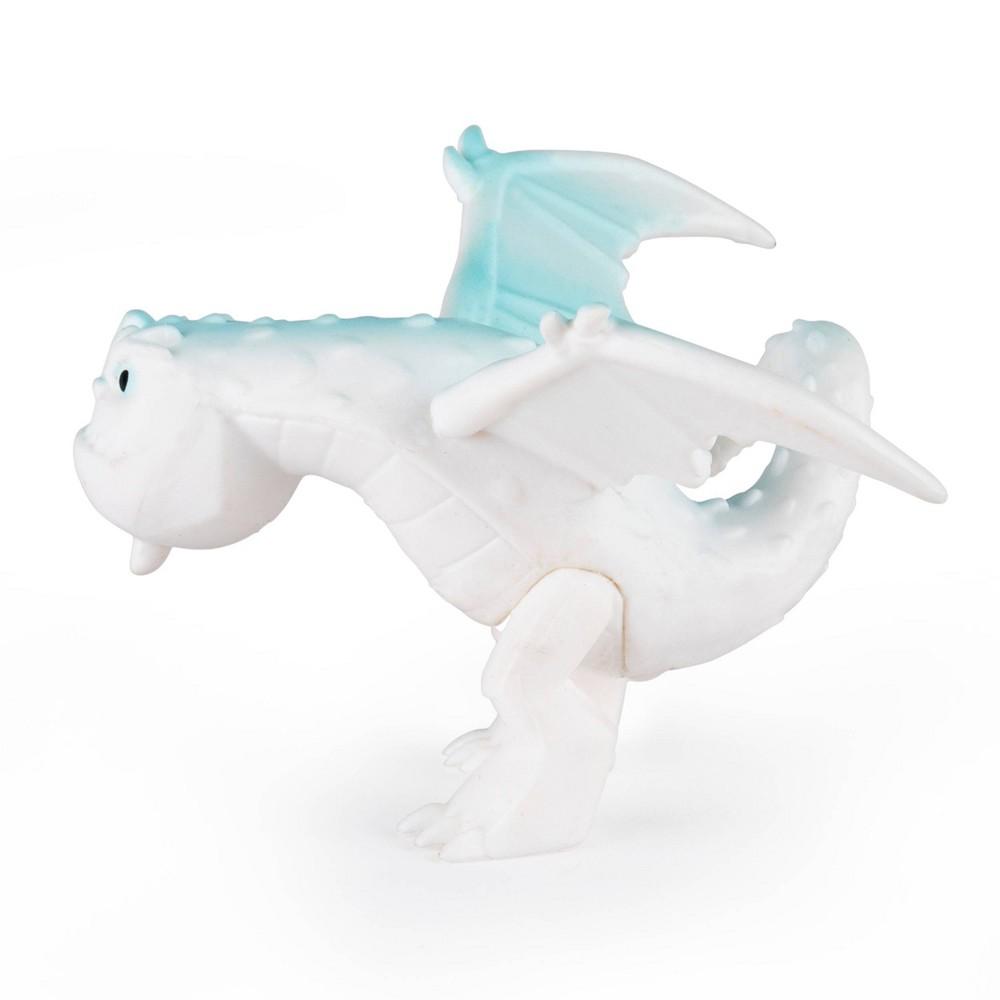 DreamWorks Dragons Snow Wraith Mystery Dragon Collectible Mini Figure