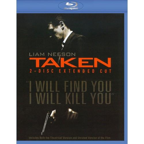Taken (Extended Cut) (2 Discs) (Blu-ray + Digital)