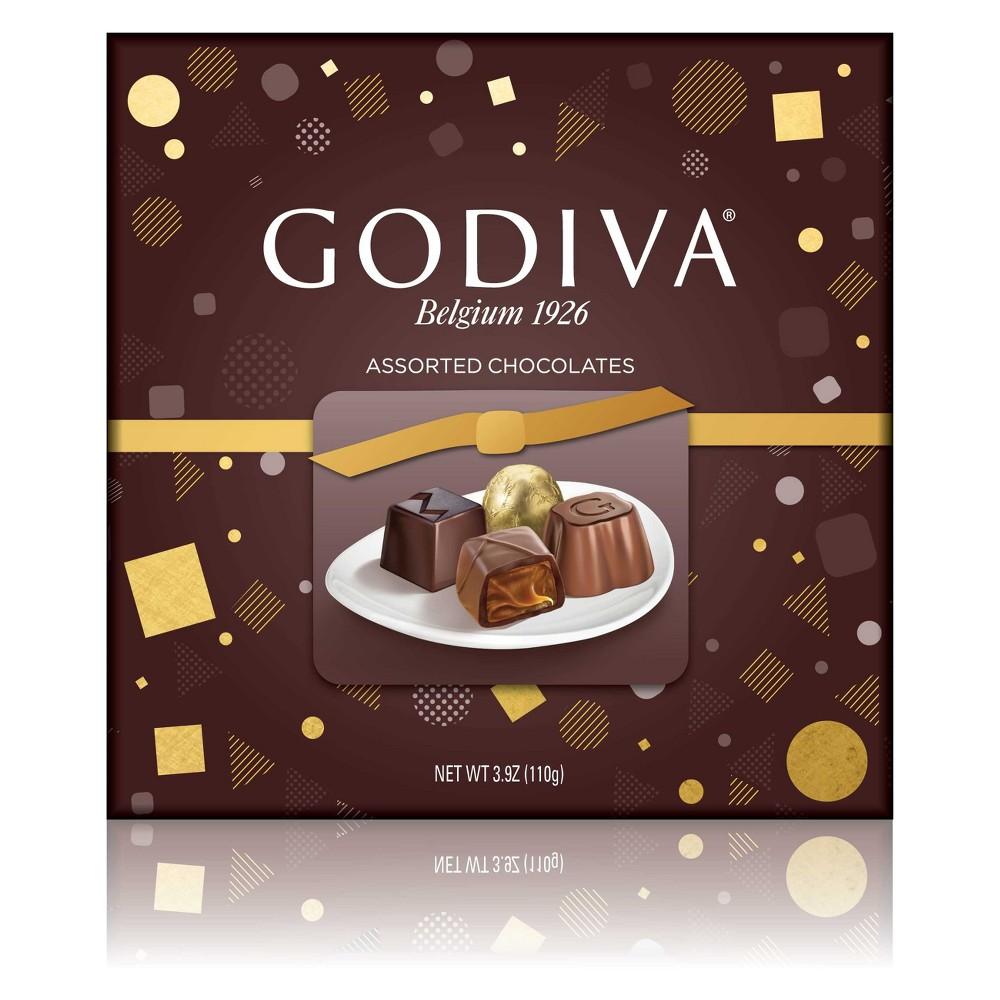 Godiva Assorted Chocolates - 3.9oz