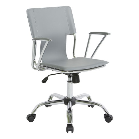Dorado Office Chair - Gray - AVE-SIX - image 1 of 9