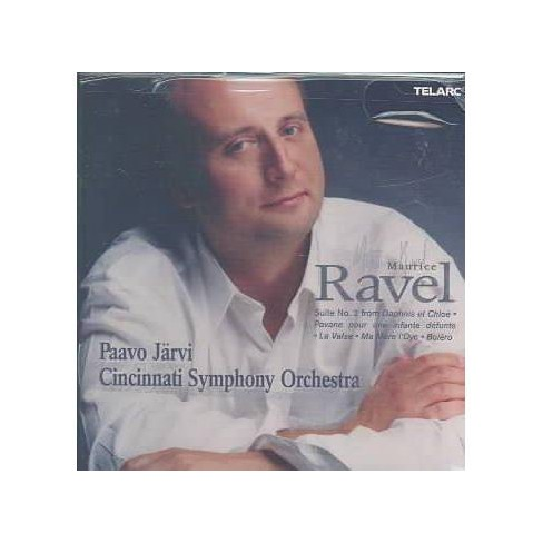 Paavo Jarvi - Ravel:Suite No.2 Daphnis Et Chloe (CD) - image 1 of 1