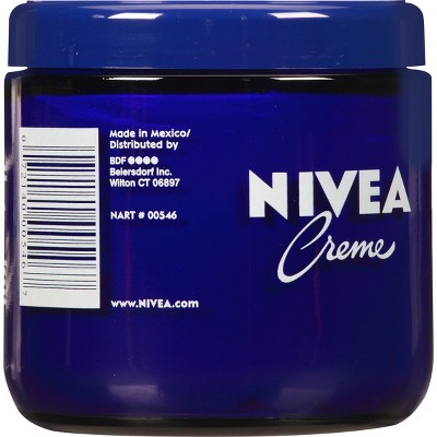 nivea blue cream