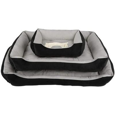 Peace Nest XS-XL Pets Sleeping Bed Cuddler Dog Beds